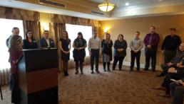 2018 AGM Board Members